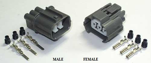 3p090wp hw 92 00 honda acura engine wiring, sensor & connector guide honda 22RE O2 Sensor Plug Location at beritabola.co