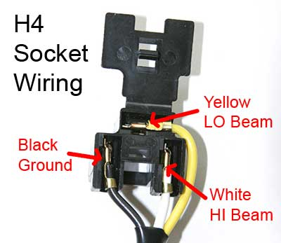 H4_socket_wiring2 installation keep it clean wiring harness instructions at eliteediting.co